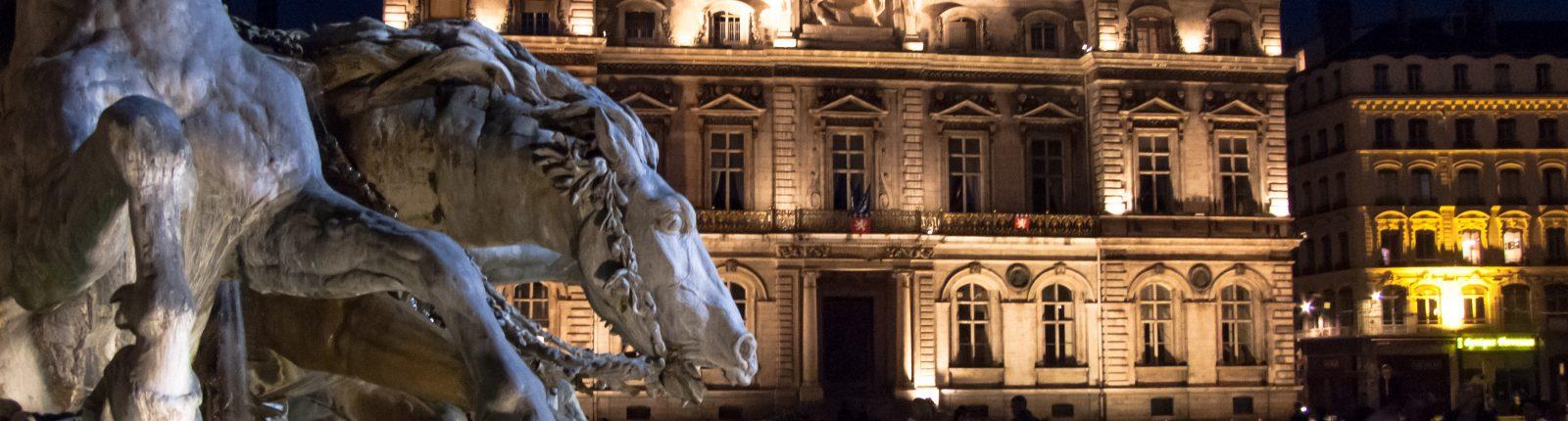 Fêtes des Lumières à Lyon