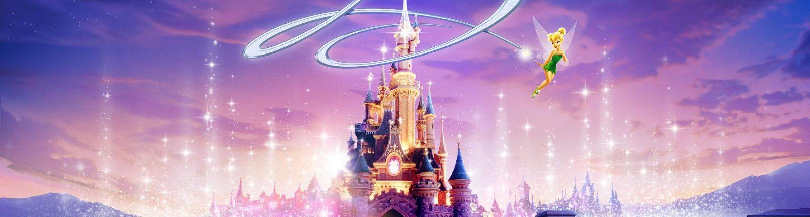Disneyland Paris (Février 2018)