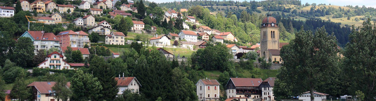 Jura et Doubs