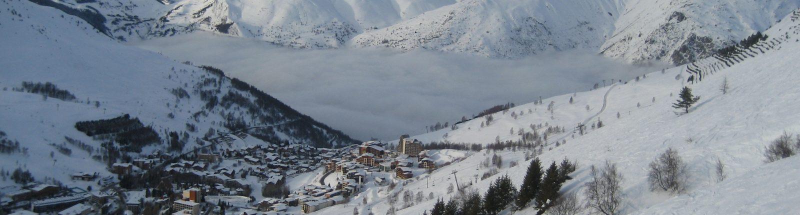 Les 2 Alpes (Mars 2018)