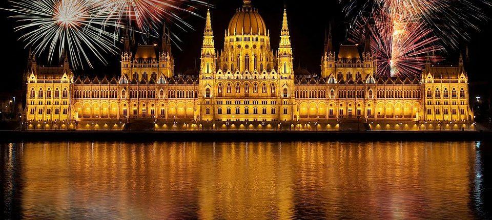Marchés de Noël à Budapest