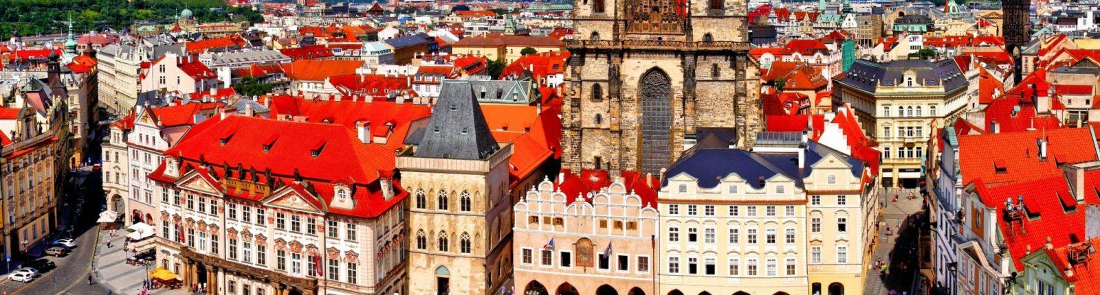 Prague (16-19 Juin 2018)